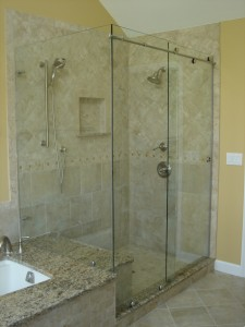 New Cardinal Skyline Series Shower Door